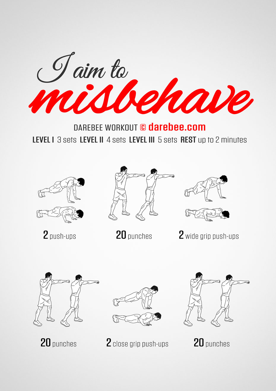 Firefly Inspired Workout