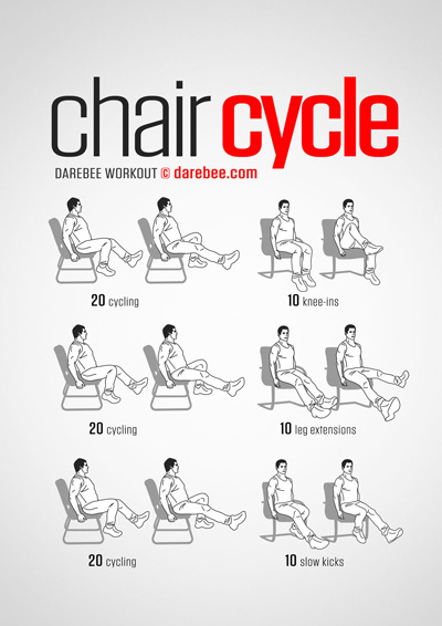 Visual workouts for Chair design exercise