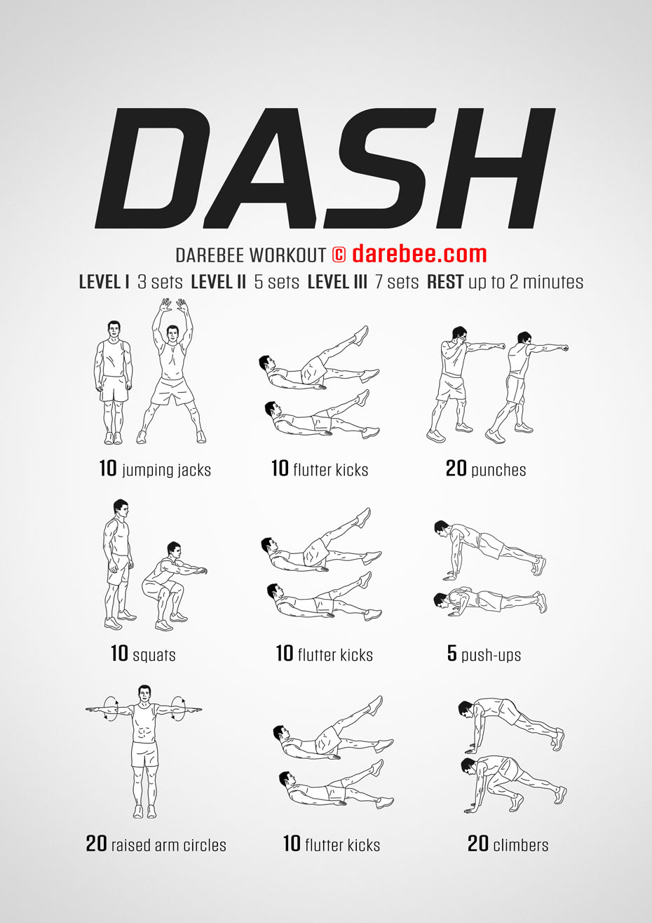 Dash Workout