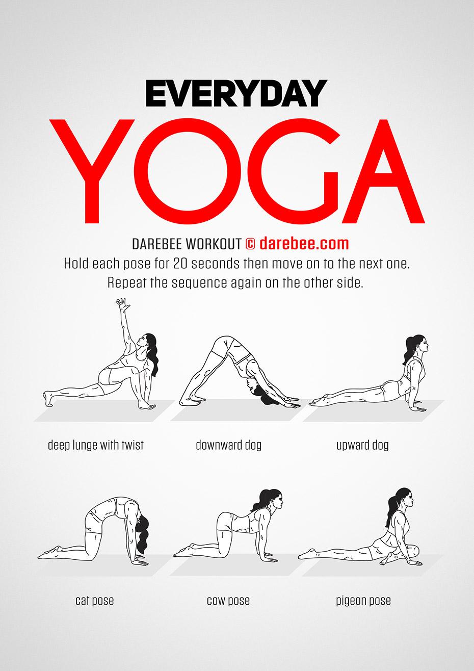 Everyday Yoga Workout