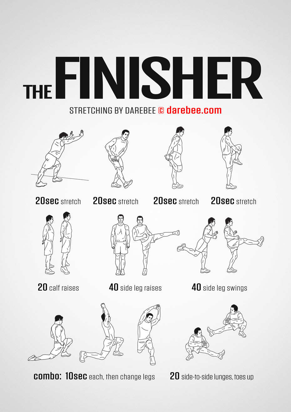 The Finisher Workout