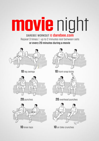 Sofa Workouts