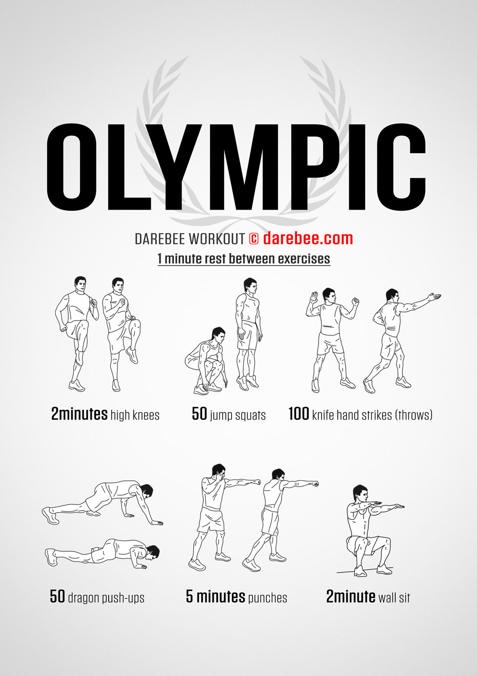 Olympic Workout