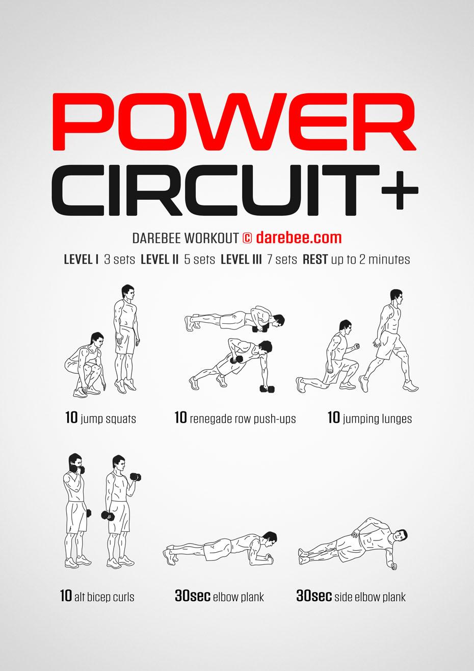 Power Circuit Plus Workout
