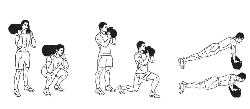 Modifications / Exercise Alternatives