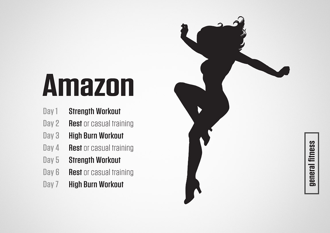 Amazon Training Plan