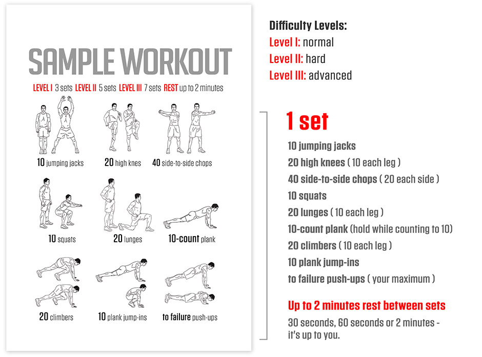 Neila Reys Workout Manual