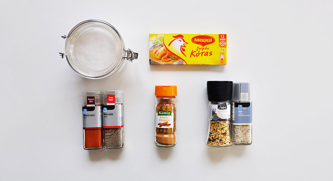 Healthy Eating on a Budget - spices