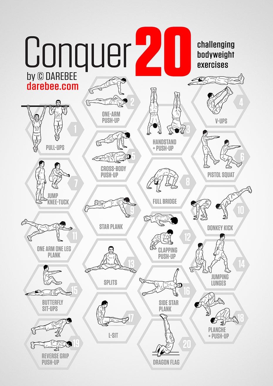 Conquer 20