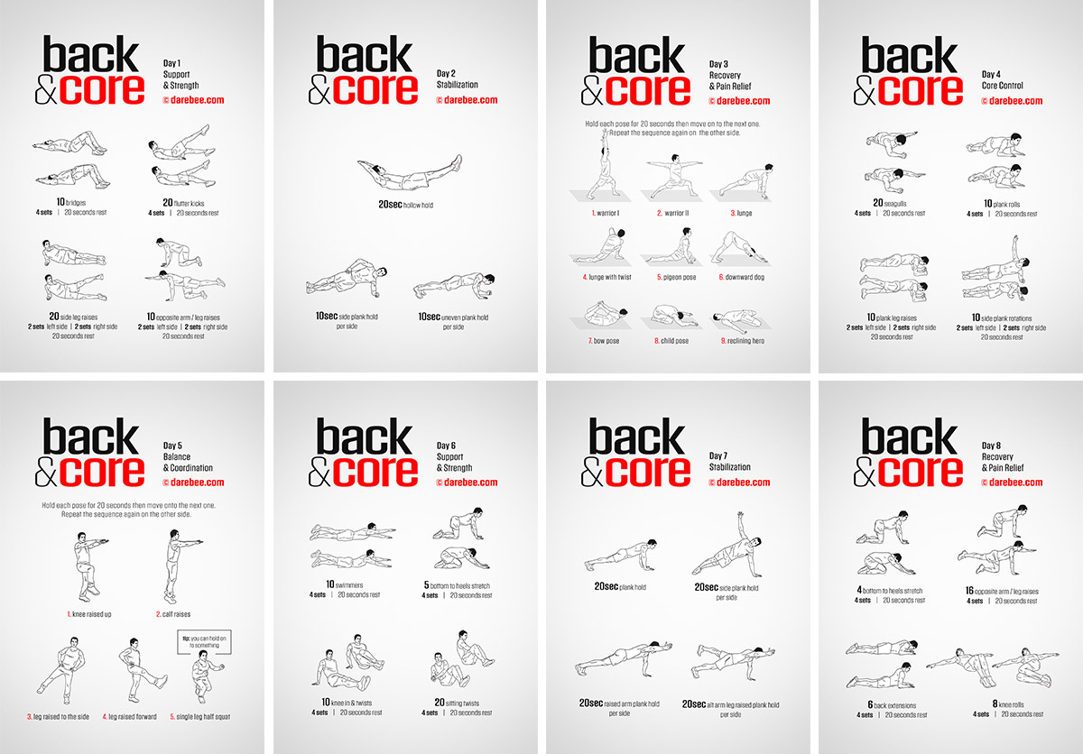 Back and Core Program