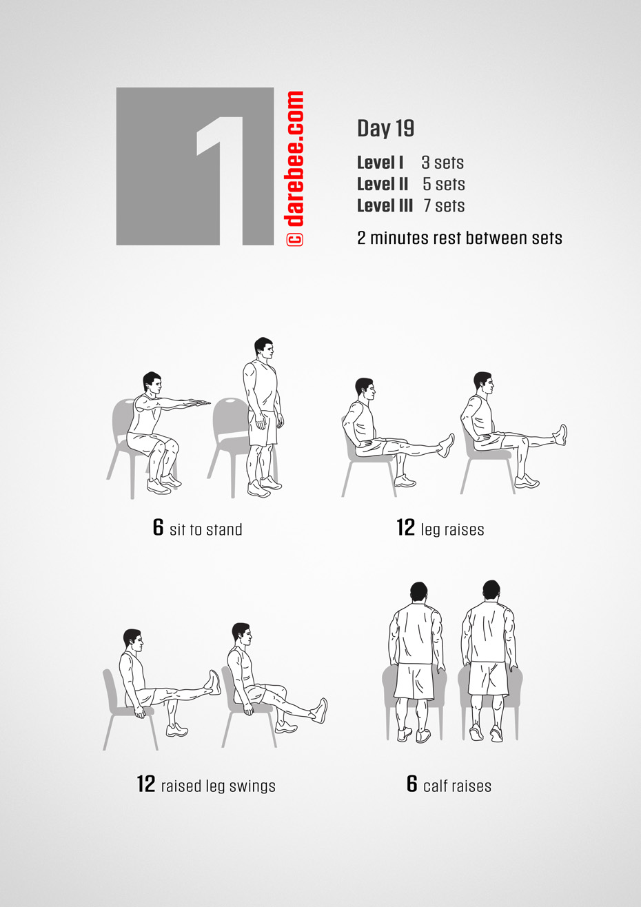 Square One - 30 Day Easy Strength  Bodyweight Program