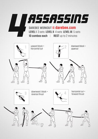 Katana Training For Fun And Fitness
