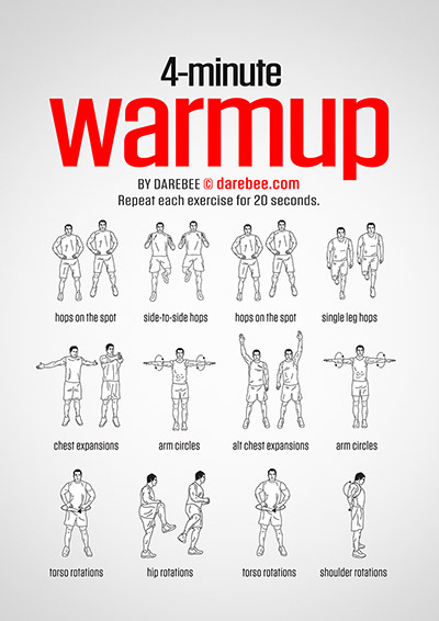Classroom Warm Up Ideas : Warmup stretching
