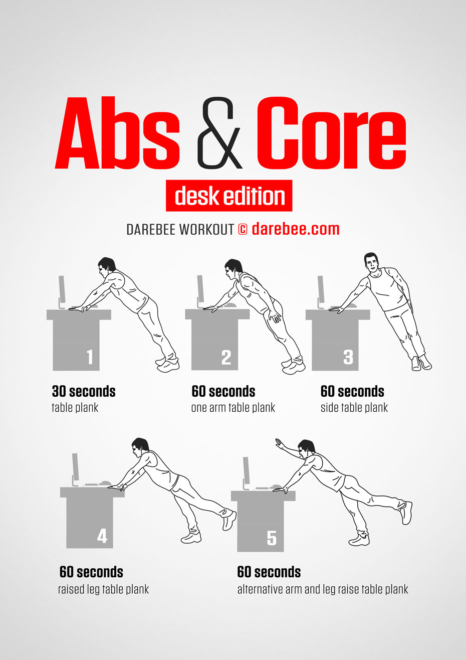 Abs Core Workout