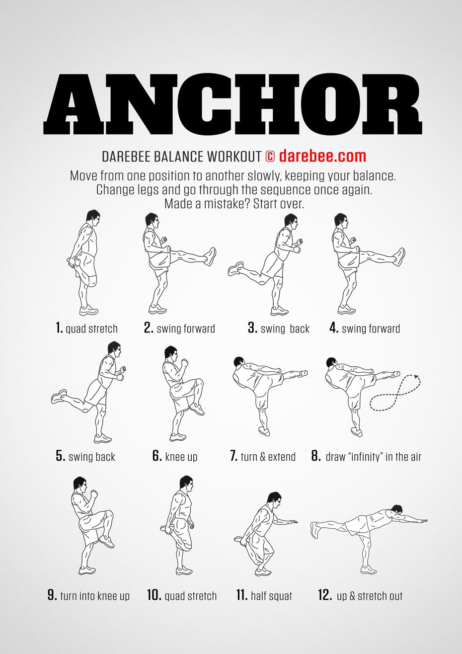 Anchor Workout