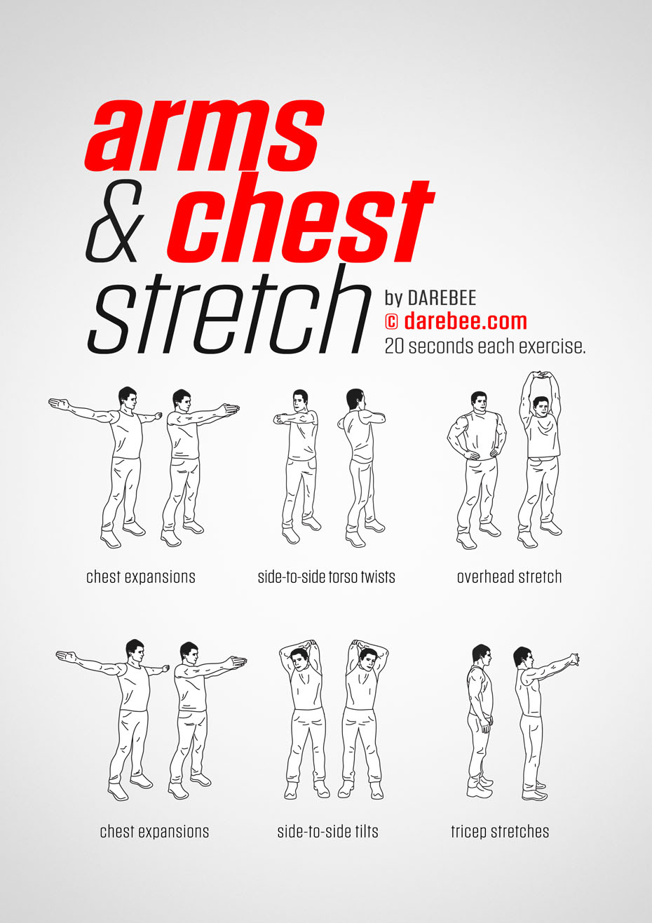 Arms Chest Workout