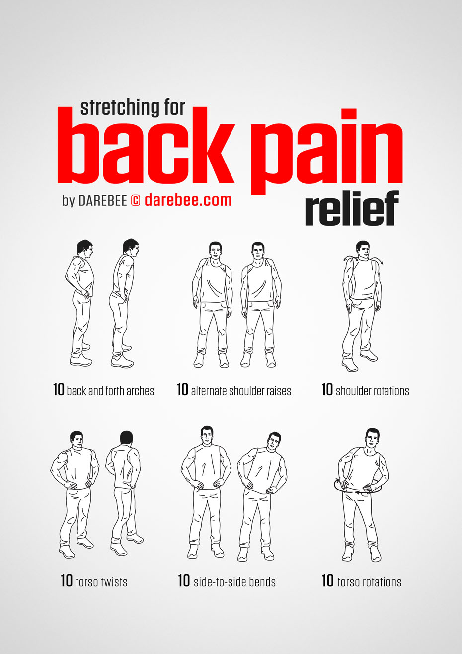 Back Pain Relief Workout
