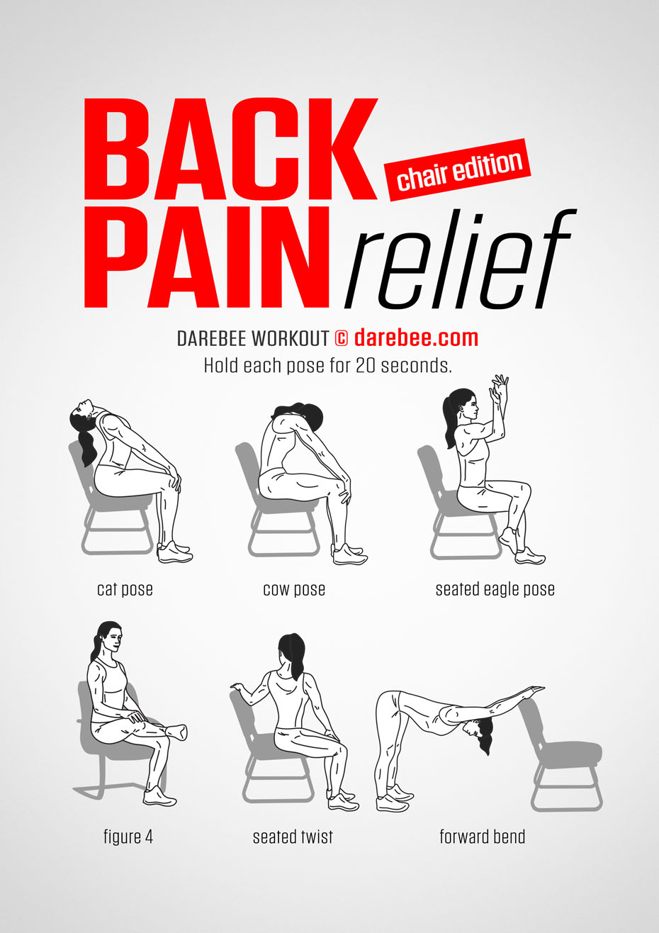 Back Pain Relief Chair