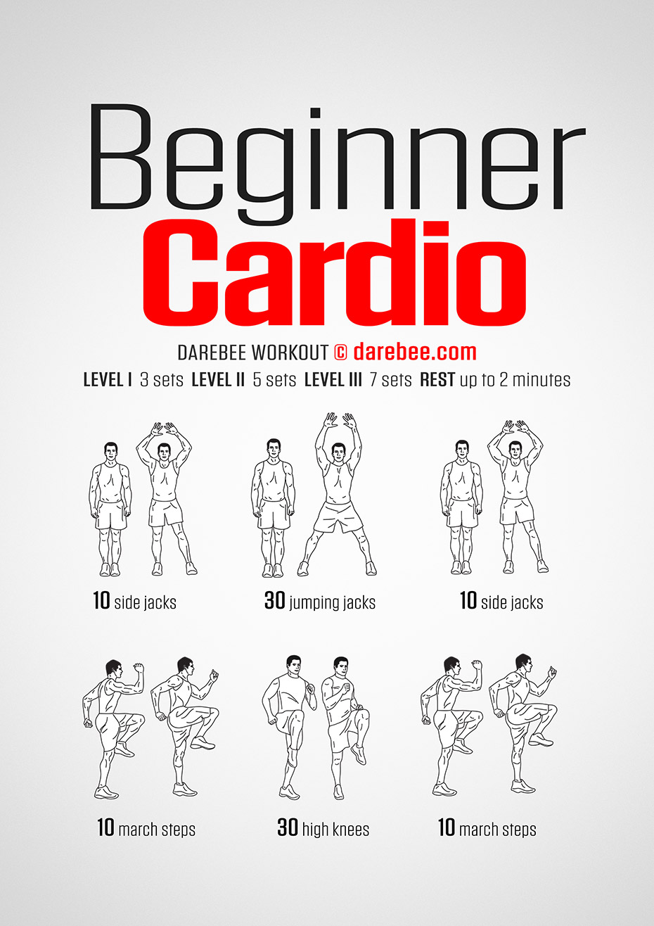 Beginner Cardio Workout