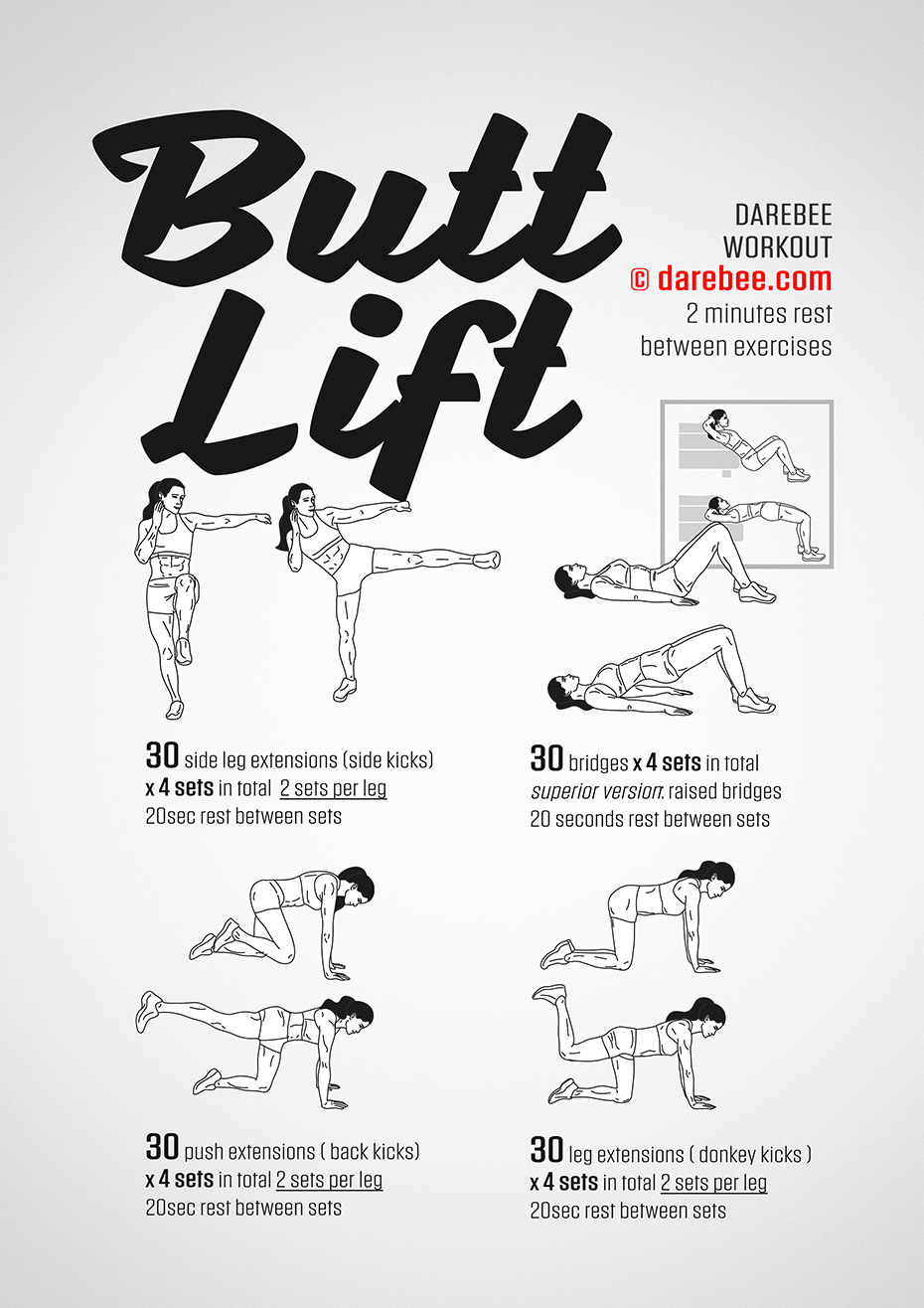 What Is The Best Butt Workout