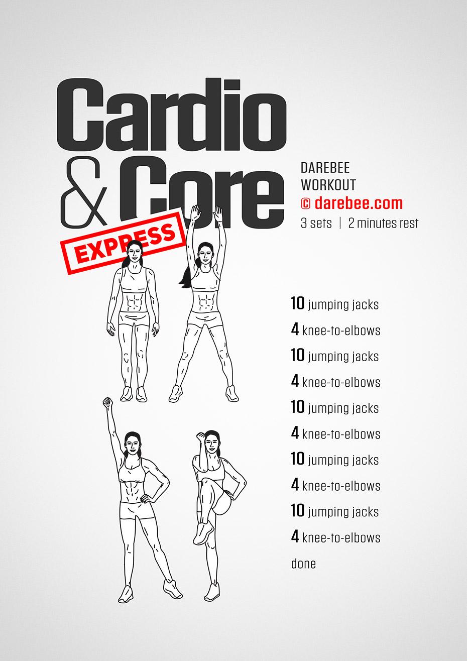 Cardio Amp Core Express