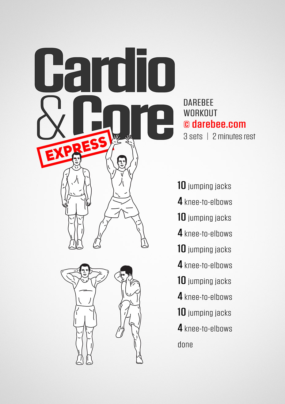 Cardio Amp Core Express