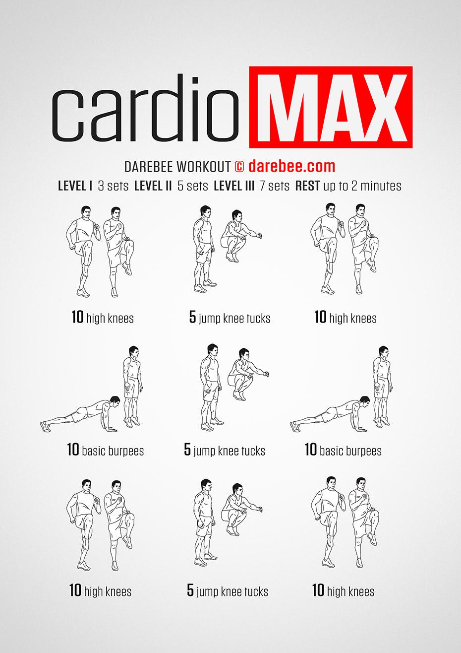 Cardio Max Workout