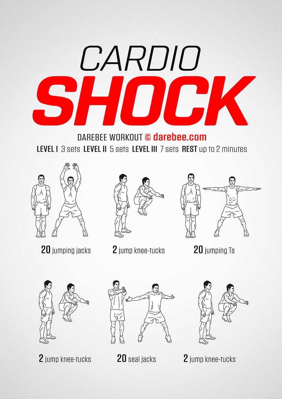 Cardio Shock Workout
