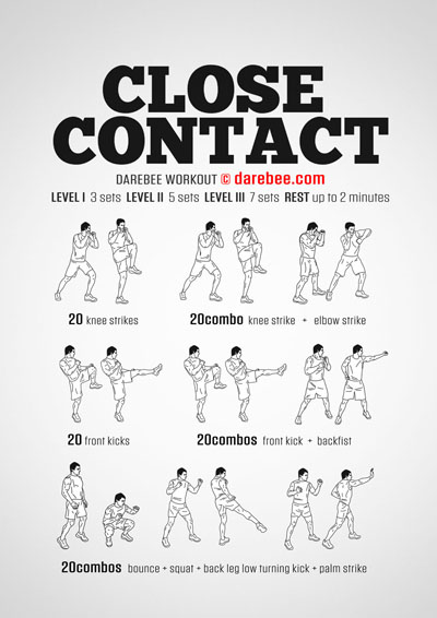 Close Contact Workout