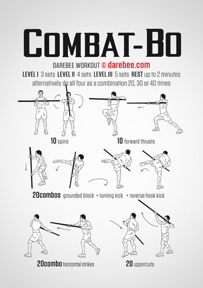 Bo Staff Workouts Collections