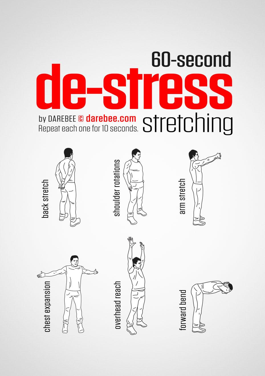 De-Stress Stretching