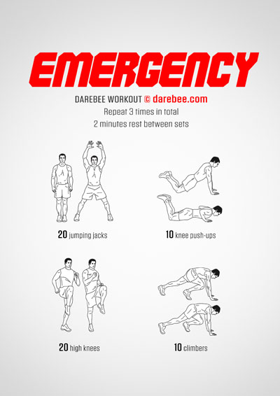 Emergency Workout