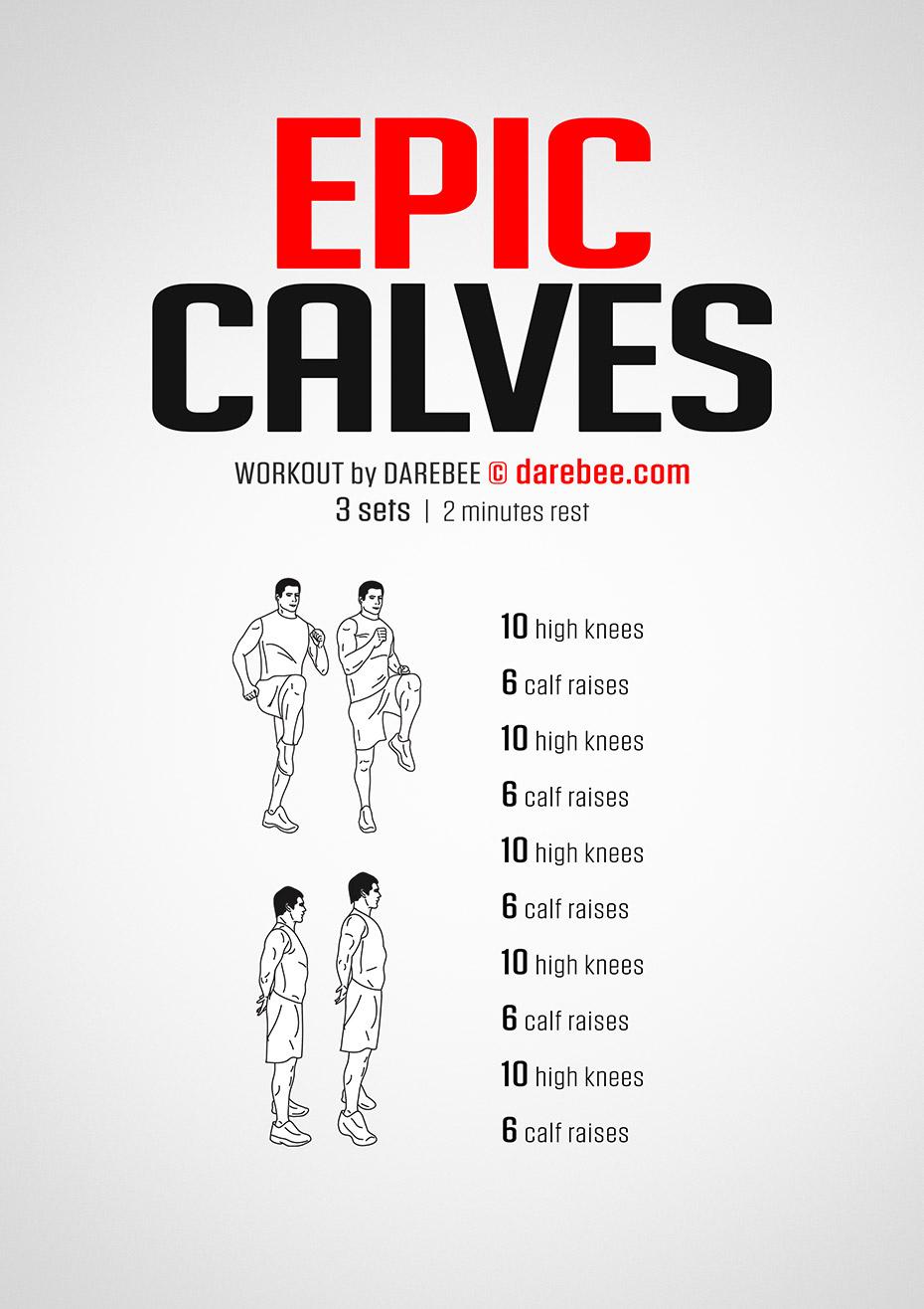 Epic Calves Workout