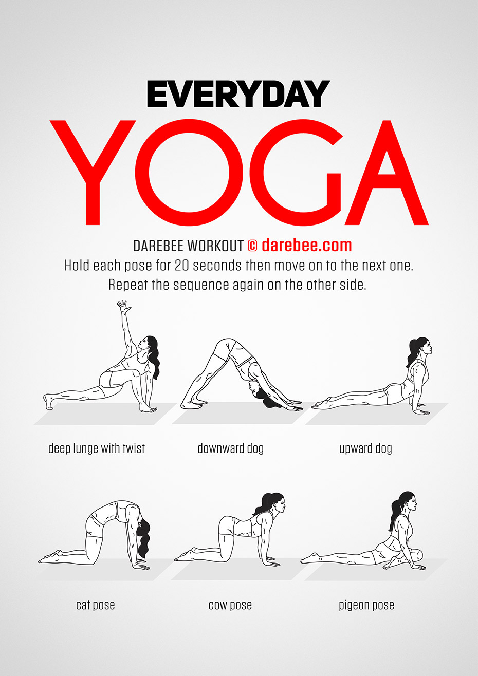 Everyday Yoga Workout