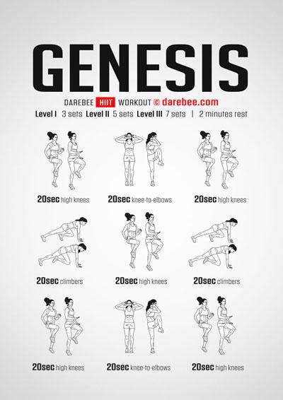 Genesis Workout