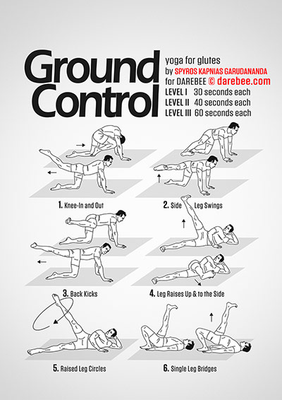 Ground Control Workout