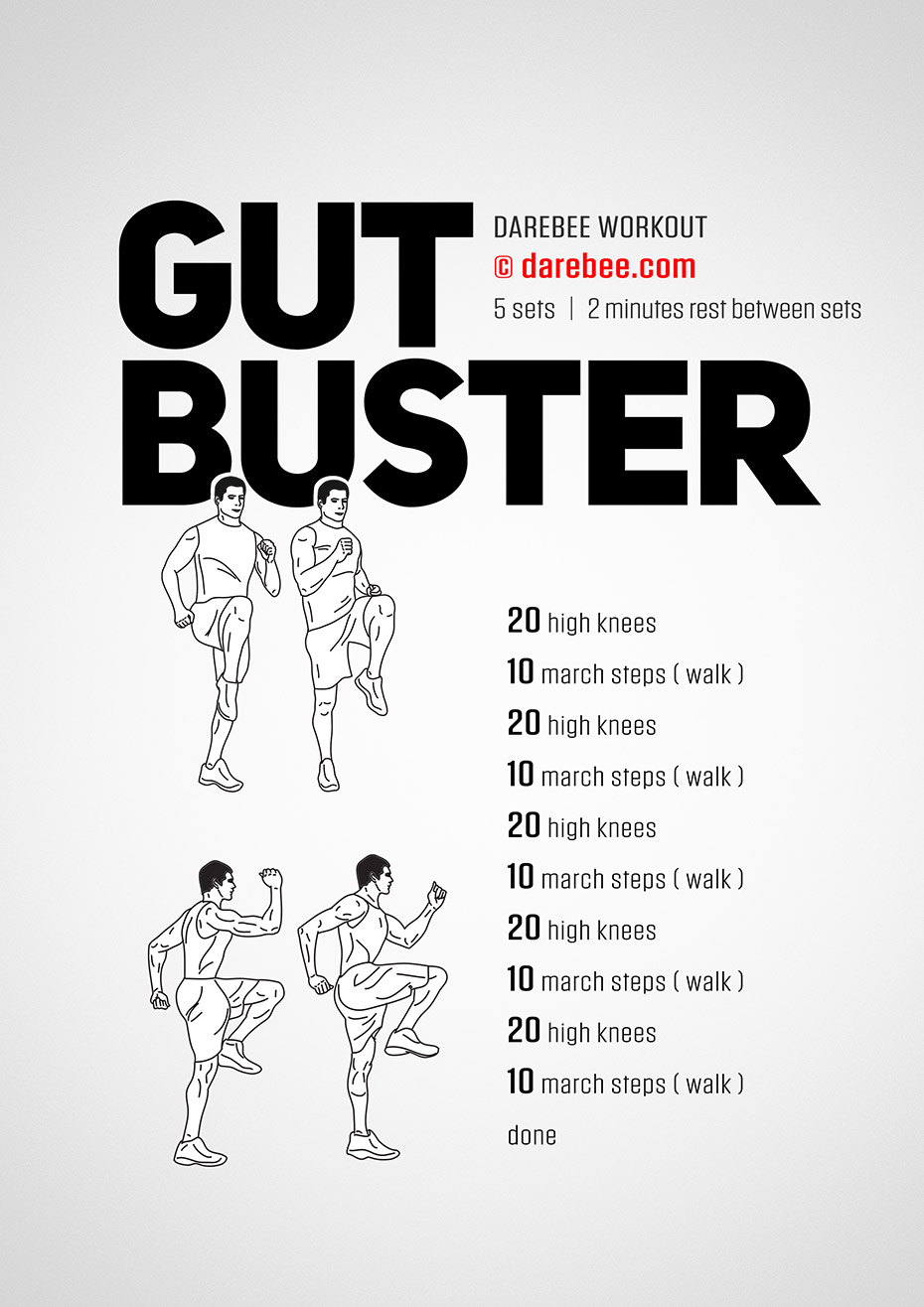 Gut Buster Workout