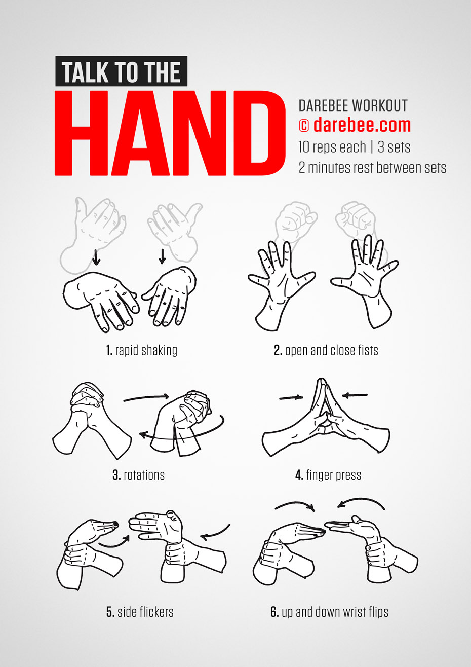 Hand Workout