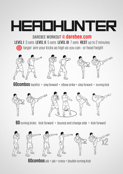 Headhunter Workout