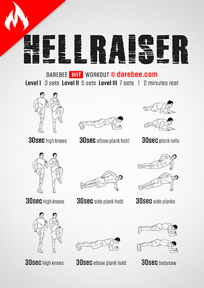 Hellraiser Workout