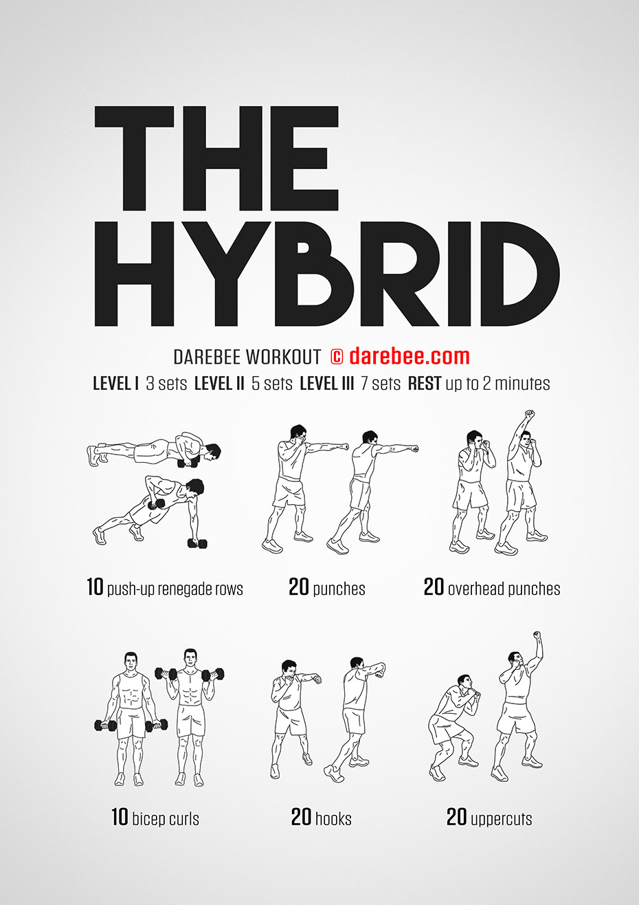 hybrid workouts | sport1stfuture org