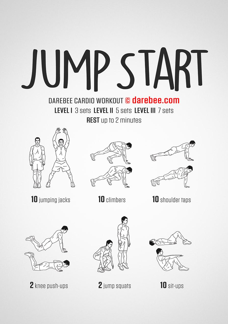 Jump Start Workout