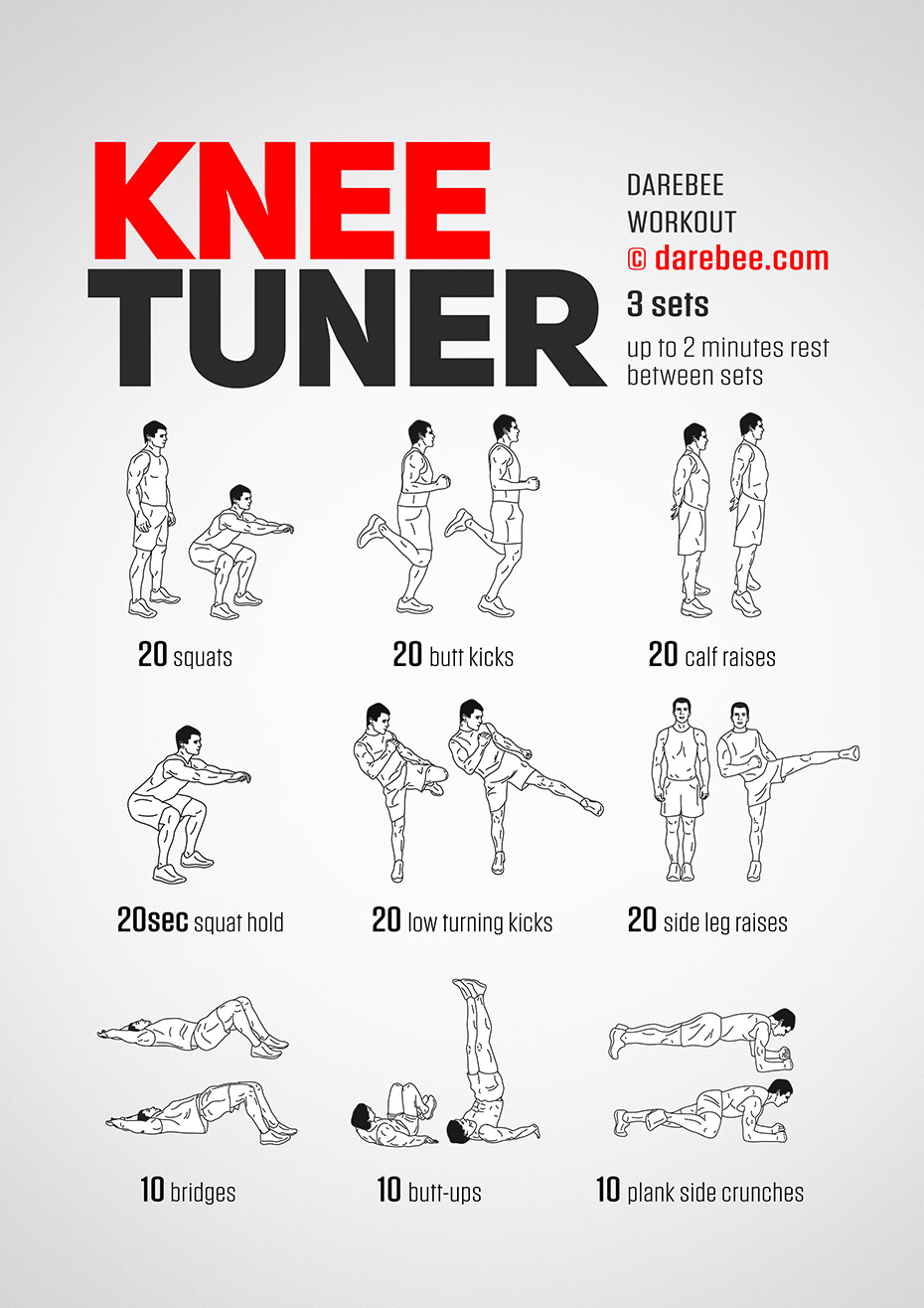 Knee Tuner Workout