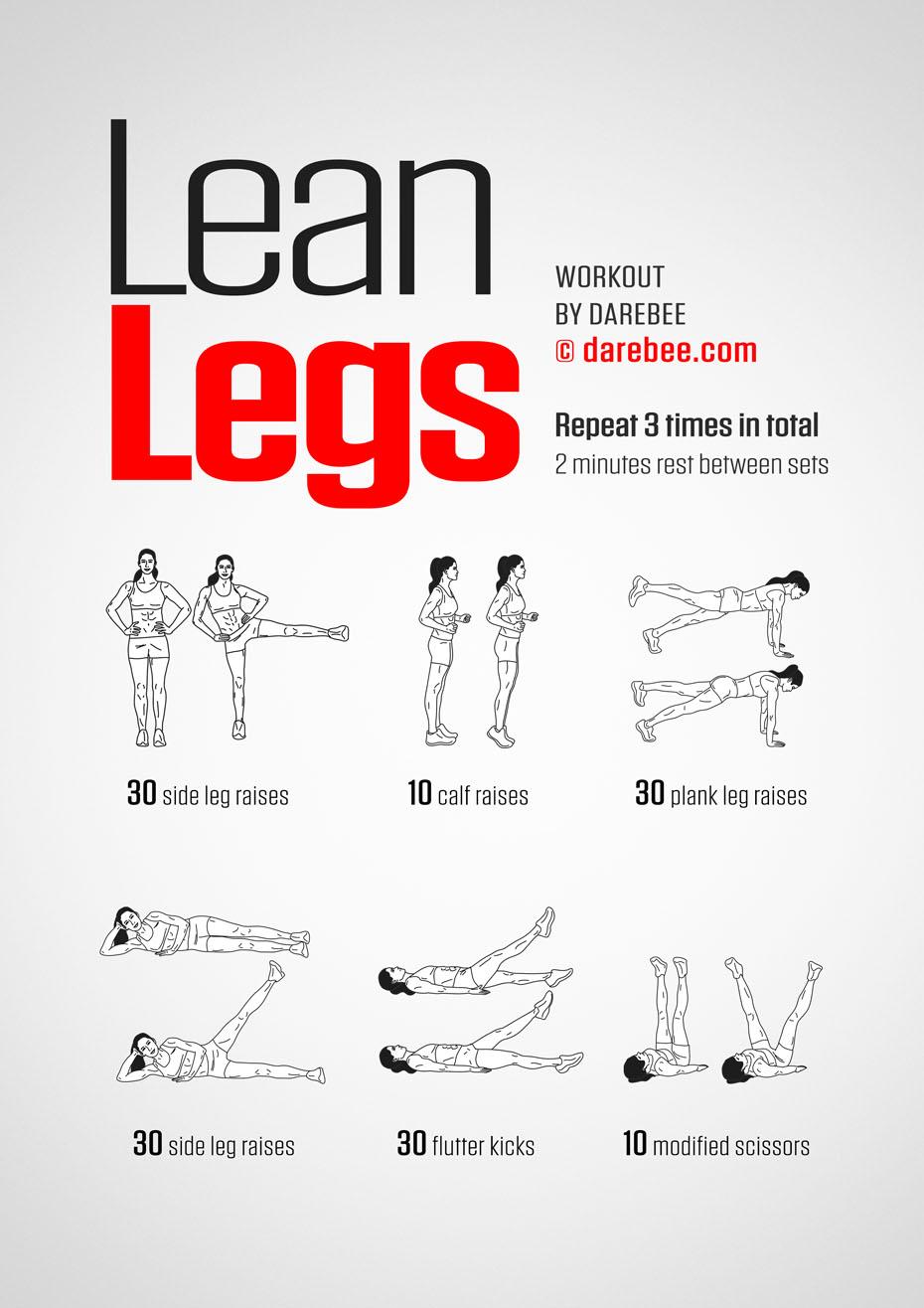 Total Leg Workout