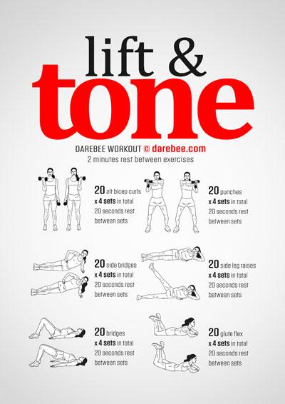 Lift & Tone Workout