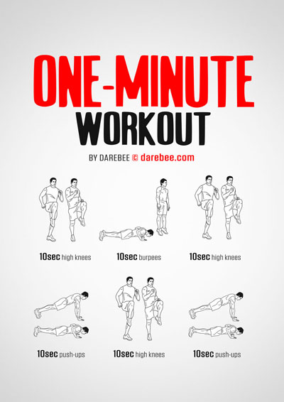 One-Minute Workout
