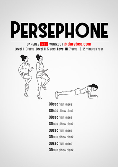 Persephone Workout