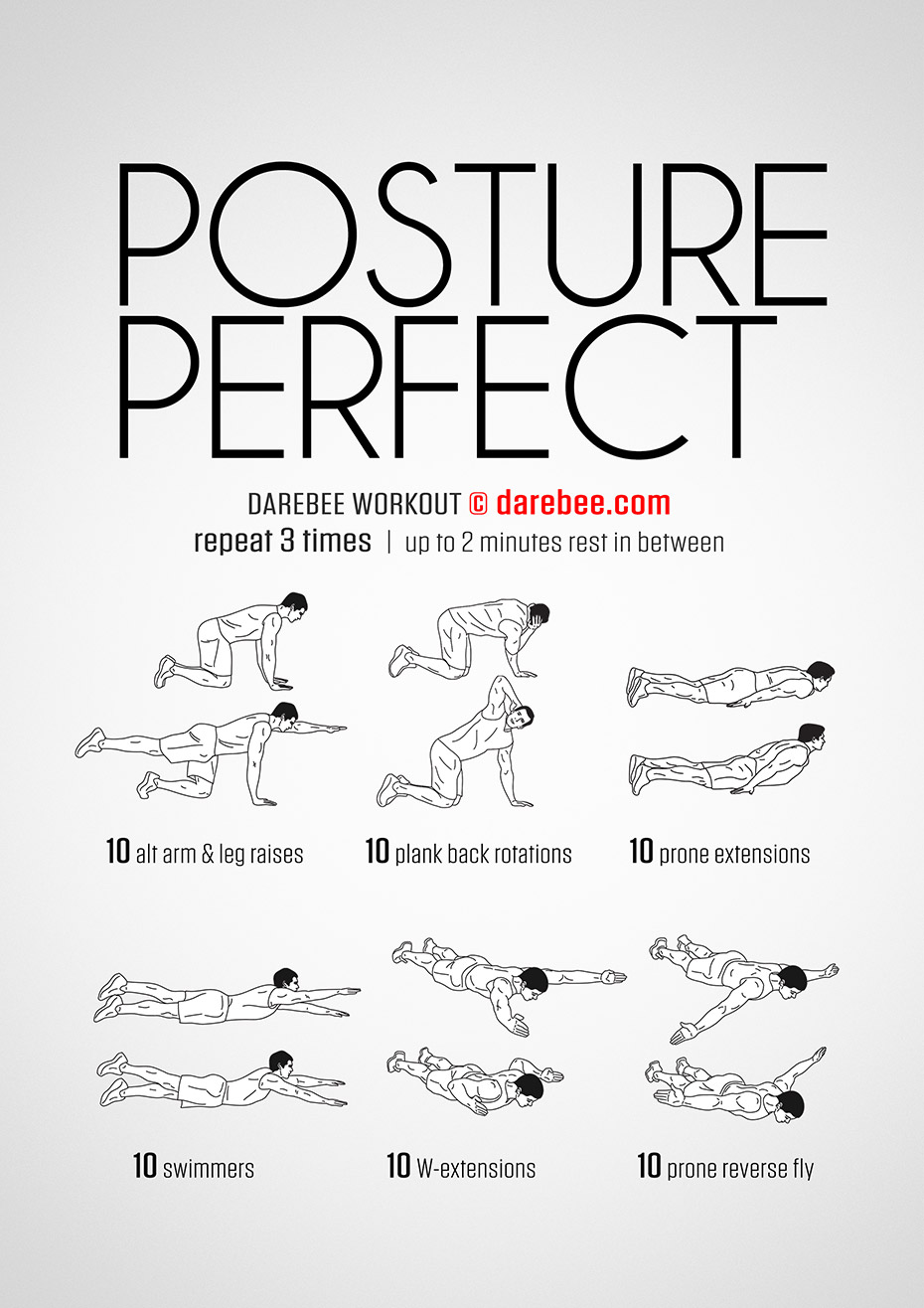 Posture Perfect Workout