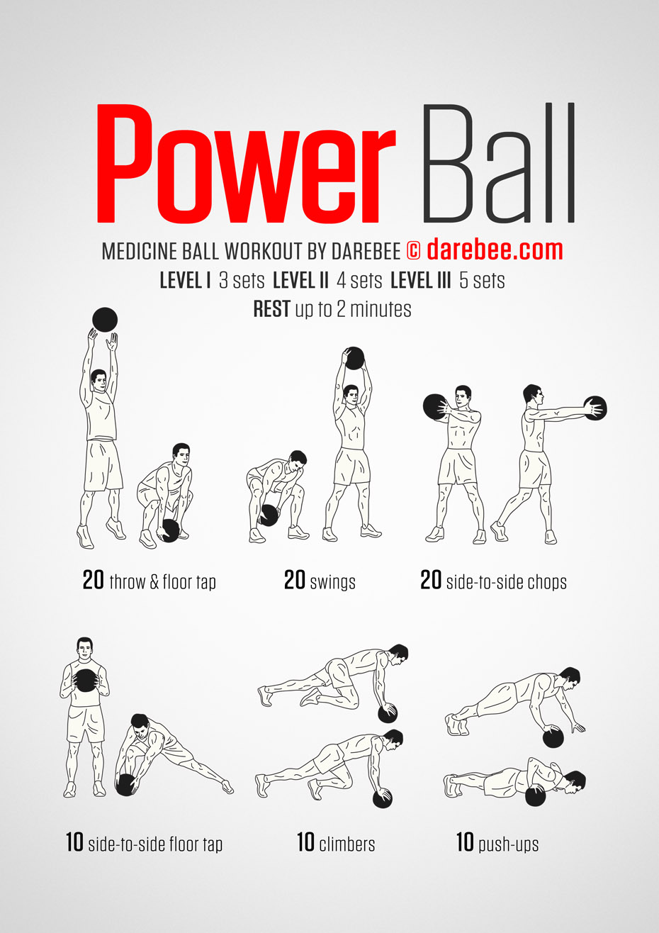 Power Ball Workout