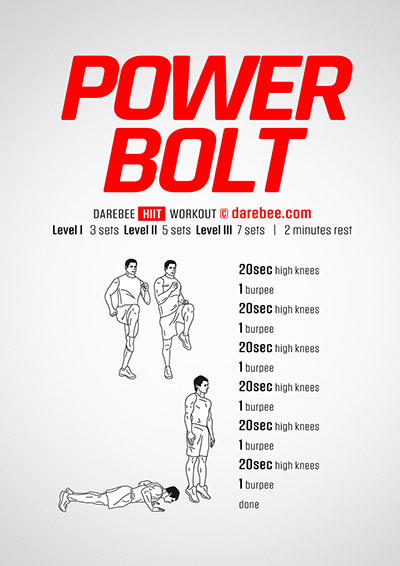 Power Bolt Workout